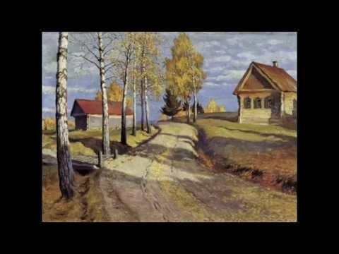 Русский художник Менк Владимир Карлович