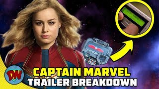 Captain Marvel Trailer Breakdown in Hindi | DesiNerd