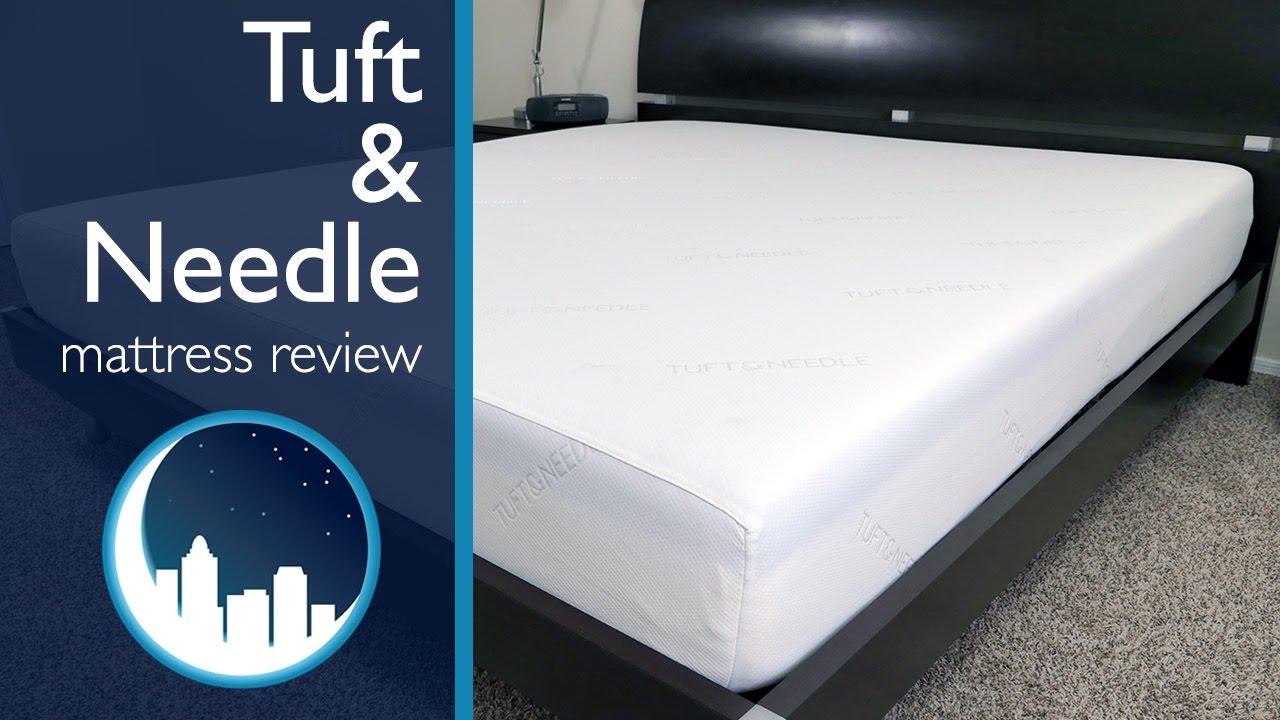 Tuft Needle Mattress Review Youtube