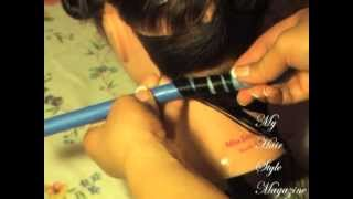 ♥ PT.2 of 4 How to: Perm at Home Spiral, Basic, and Piggyback Tutorial