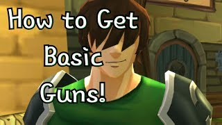 Aq3d daily boss fight new weapons new gun adventurequest 3d