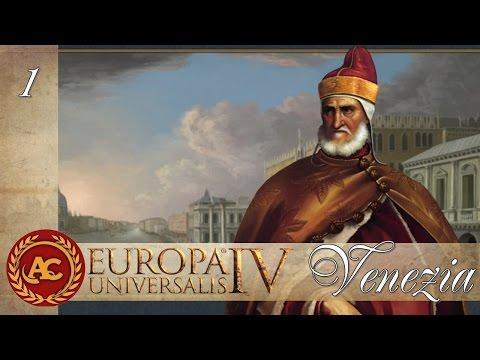 Venezia #1 - Europa Universalis 4 MoH Gameplay ITA