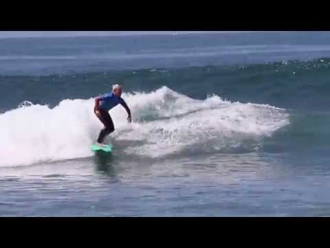 Kiersten Noonan Surfing