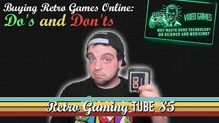 Buying Retro Games Online: Do
