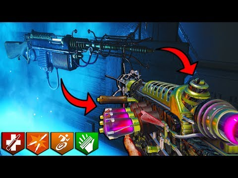 """""""UPGRADING EVERY SINGLE GUN ON 'THE GIANT!'"""" - 'The Giant' Pack A Punch Challenge + Open Lobbies"""