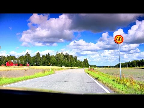 Road trip - Finland, Vehmaa - Turku