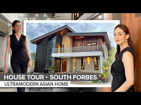 House Tour 35 ▪︎ Inside a ₱35,000,000 Brand New Ultramodern Asian Home in South Forbes Silang Cavite