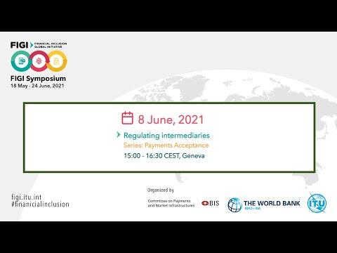 FIGI-2021 | Regulating intermediaries