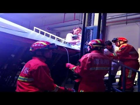شاهد: انهيار منصة داخل مسرح صيني يتسبب في وفاة طفلة  - نشر قبل 5 ساعة