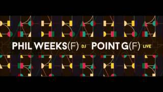 Phil Weeks @ We Love International - Bologna (09.01.2015)
