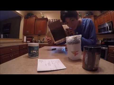 G-FUEL UNBOXING AND COMPARISON!!! Tropical Rain, Faze Berry, and Faze 2.0 Shaker Cup