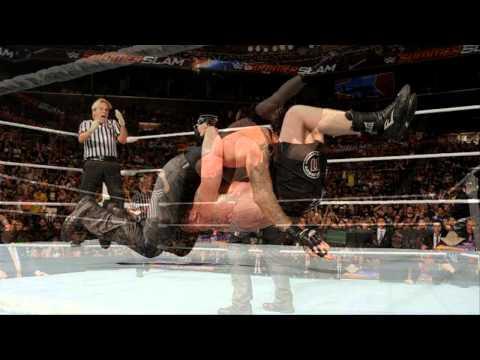 Sự kiện chính SummerSlam 2015: Brock Lesnar vs. The Undertaker (Ảnh)