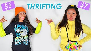How to thrift outfits that actually look cool 😎