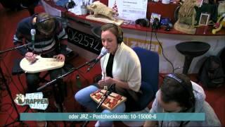 Anna Känzig «Drive All Night» -  live in der #jrz15-Glasbox