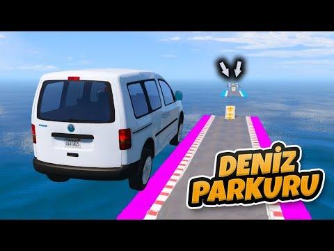 Süper Ticari Arabalar Deniz Parkurunda - GTA 5