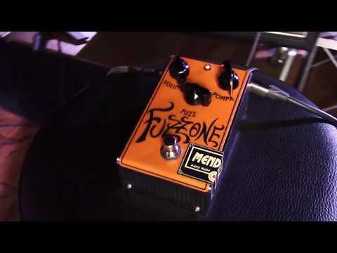 Fuzzone by Fattoria Mendoza - Guitarist Riky Perin