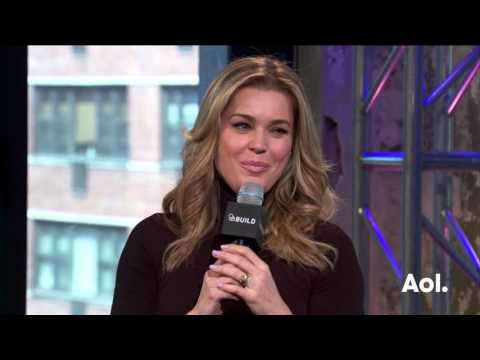 "Rebecca Romijn On ""Skin Wars"" 