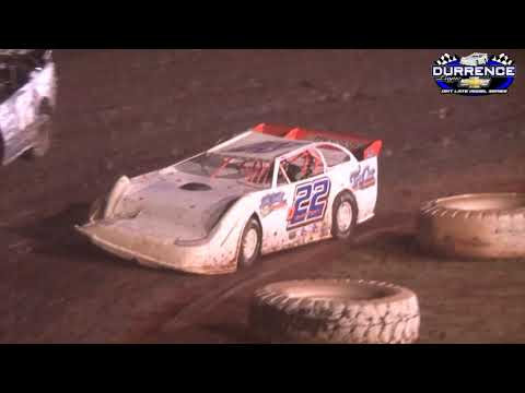 Talladega Short Track 1/6/19 Durrence Layne Racing Feature and Winner Interview!