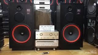 Báo giá Xả Kho bộ dàn loa Mỹ bass40 và amly Nhật giá rẻ nhất Việt Nam,hàng đẹp nhất Vịnh Bắc Bộ