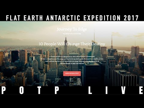 Flat Earth Antarctic Expedition 2017 (Special thanks to Iron