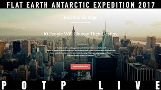 Gambar cover Flat Earth Antarctic Expedition 2017 (Special thanks to Iron Realm Media)