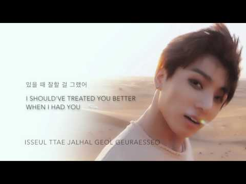 BTS Jungkook - 'If You' (Cover) [King of Masked Singer] [Han|Rom|Eng lyrics]
