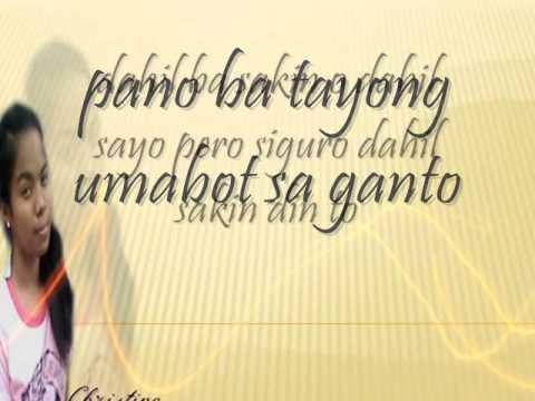 Zia Quizon - Ako Na Lang Lyrics | MetroLyrics