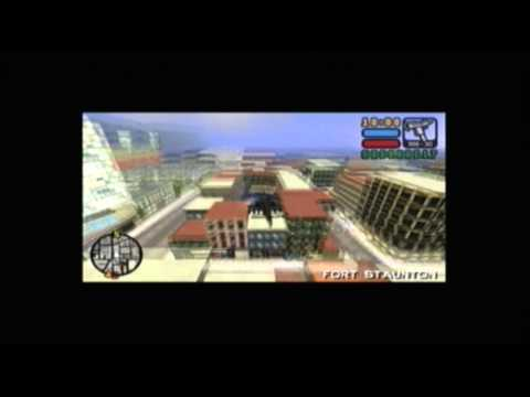 GTA LCS (PSP) CHEAT DEVICE MADNESS!!!