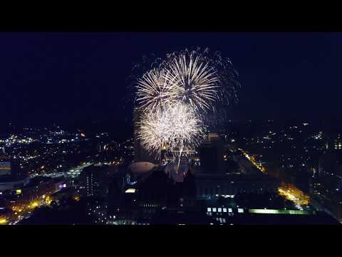 4th of July Firework Show | Albany New York