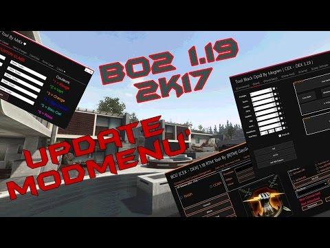Best 3  RTM TooL BO2 V1.19 2K17 CEX/DEX PS3