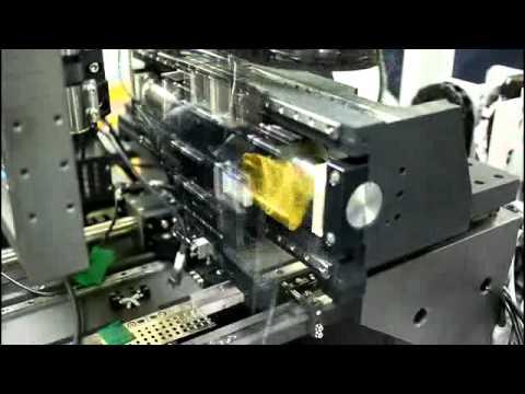 Linear motor servomotor from nippon pulse in high speed for Nippon pulse linear motor