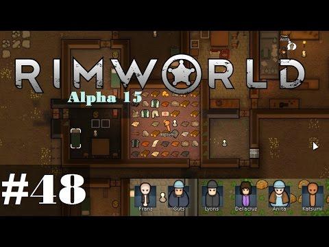 """Rimworld Alpha 15 #48 """"Auf dem Weg der Besserung! Eine Party!"""" (let's Play, german, deutsch) - Duur: 22:43."""