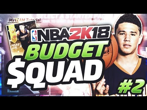 NBA 2K18 MyTEAM Budget Squad Ep. 2! FREE CONTRACTS & BEASTLY ADDITIONS!