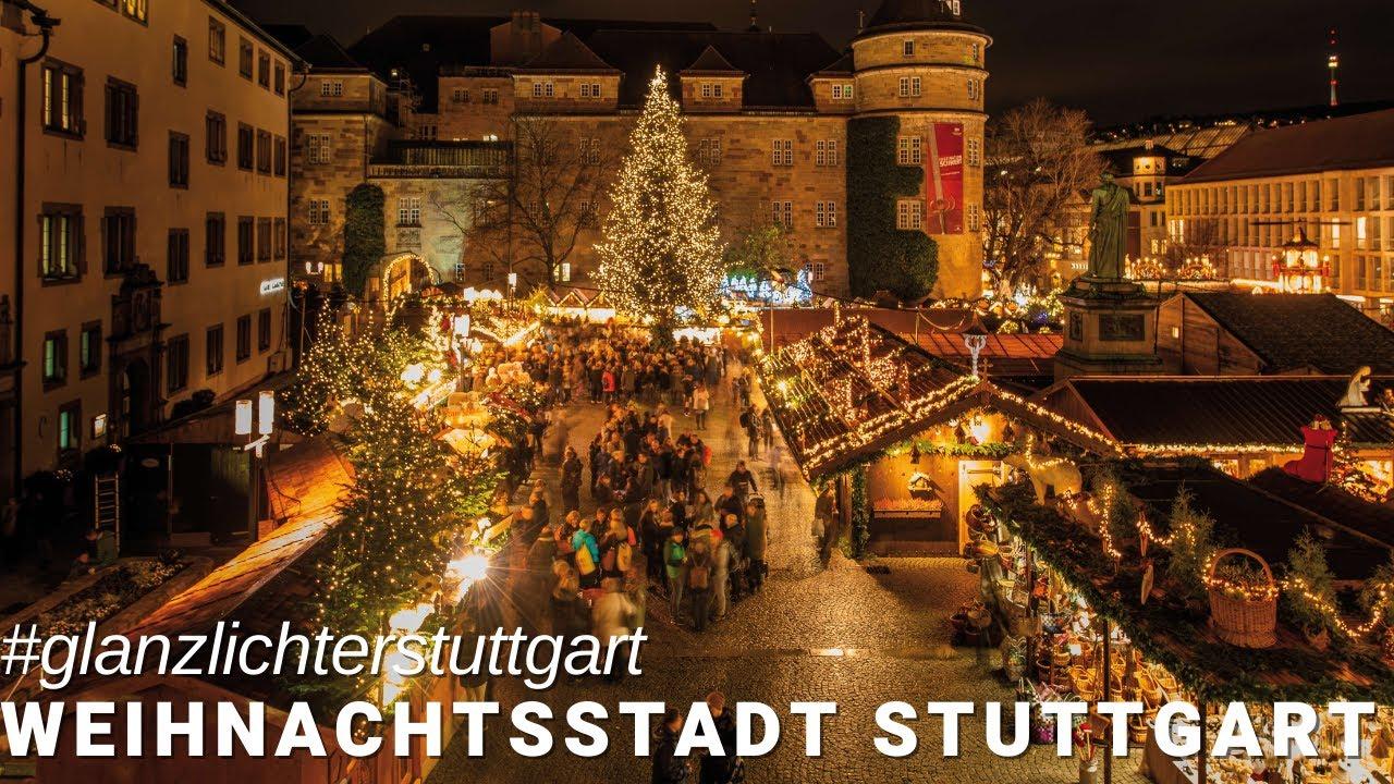 öffnungszeiten Weihnachtsmarkt Stuttgart.Stuttgarter Weihnachtsmarkt 2019