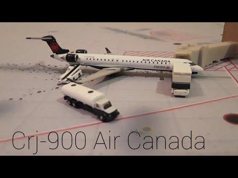 Gemini Jets Air Canada Crj-900