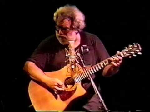 "Garcia and Grisman, ""Sitting Here In Limbo,"" May 11, 1992 San Francisco, CA"