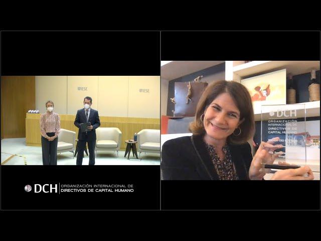 Premio CEO DCH 2020 | Fuencisla Clemares, Country Manager Spain & Portugal de Google