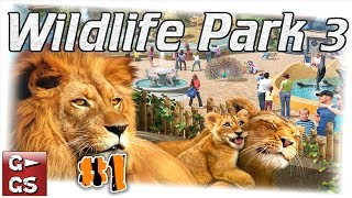 Wildlife Park 3 #01 Der Tierpark Simulator und Manager Wunschbox Lets Play deutsch HD