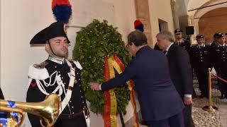 Strage Nassirya, Micciché e Tajani commemorano le vittime siciliane
