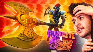 FORTNITE x MAJOR LAZER - TheGrefg