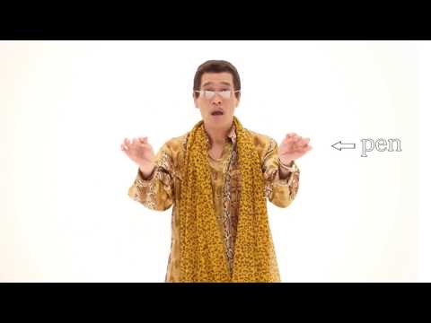 PPAP but every uhh is replaced with yaoi moans