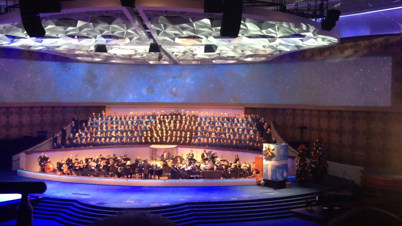 First Baptist Church Dallas Christmas Spectacular Quot Praise