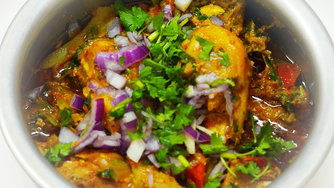DRY MASALA CHICKEN   TRY THIS DRY SPICY CHICKEN recipe ...