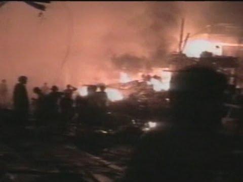Bali bombings remembered ten years on