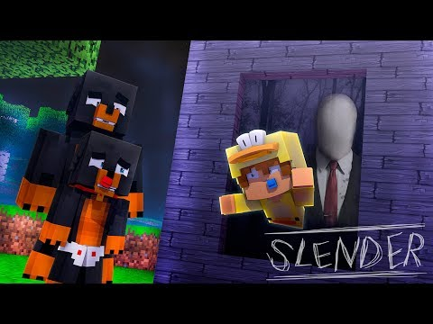 Minecraft - HOW TO BUILD A PORTAL TO SLENDERMAN WOODS!!