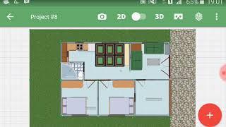 Desain rumah minimalis ukuran 6 x 9 meter