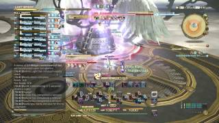 FFXIV: Heavensward Gameplay - 112 - Black Mage - Alexander: The Soul of the Creator (A12)