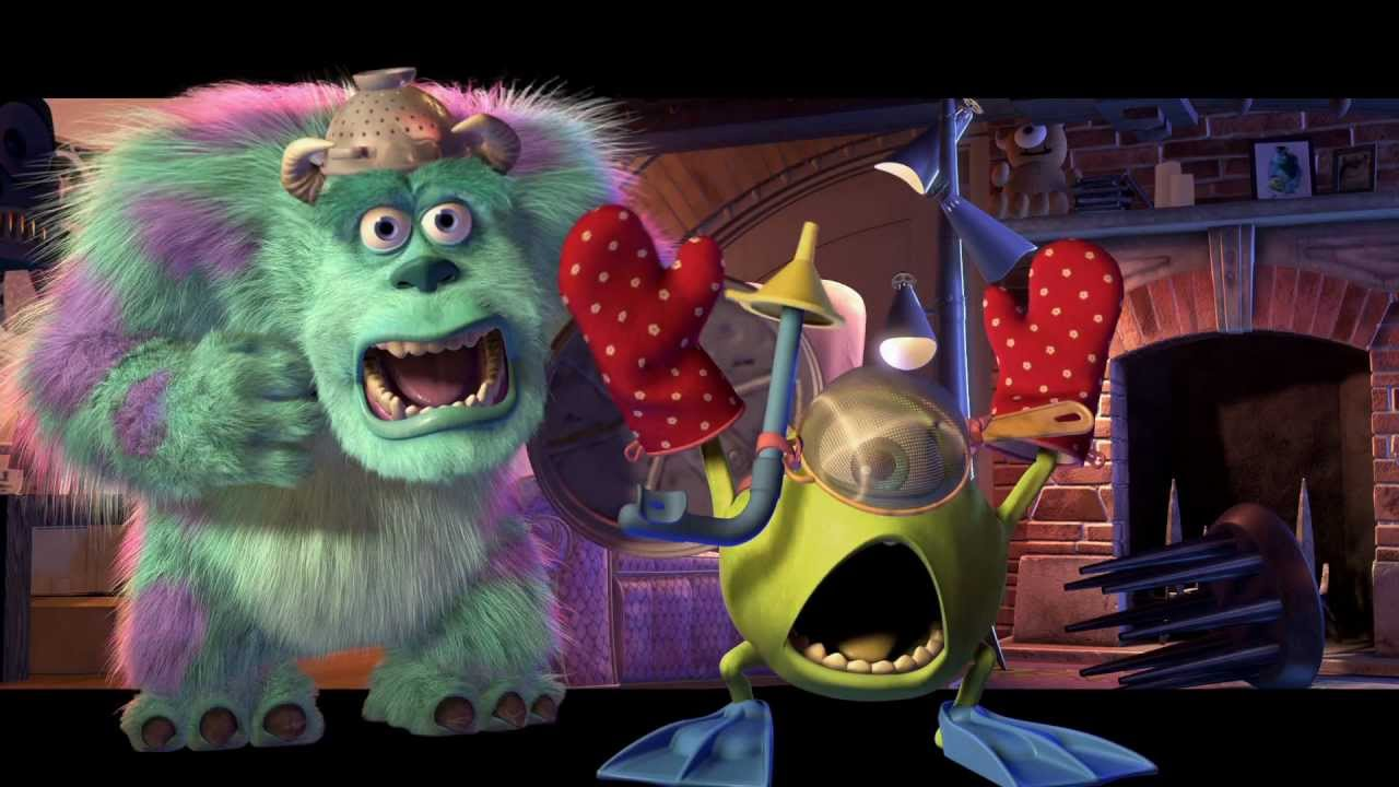 Monsters Inc 3d Now Playing Only In Theatres Youtube