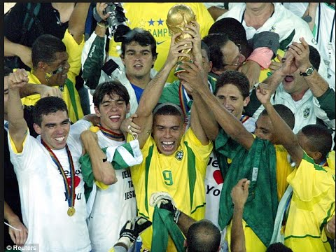 Ronaldo vs Germany   Legendary Performance - 2002 WC Final