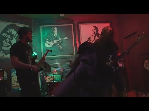 Vagrant Stomp (Live @ The Poorhouse, Fort Lauderdale, FL.)